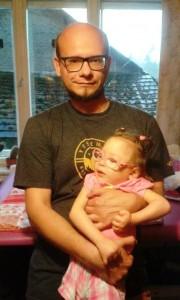 Adusia z wujkiem